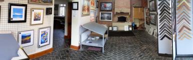 Ashgate Framers shop interior